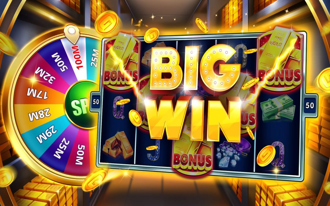Free casino slots machine online
