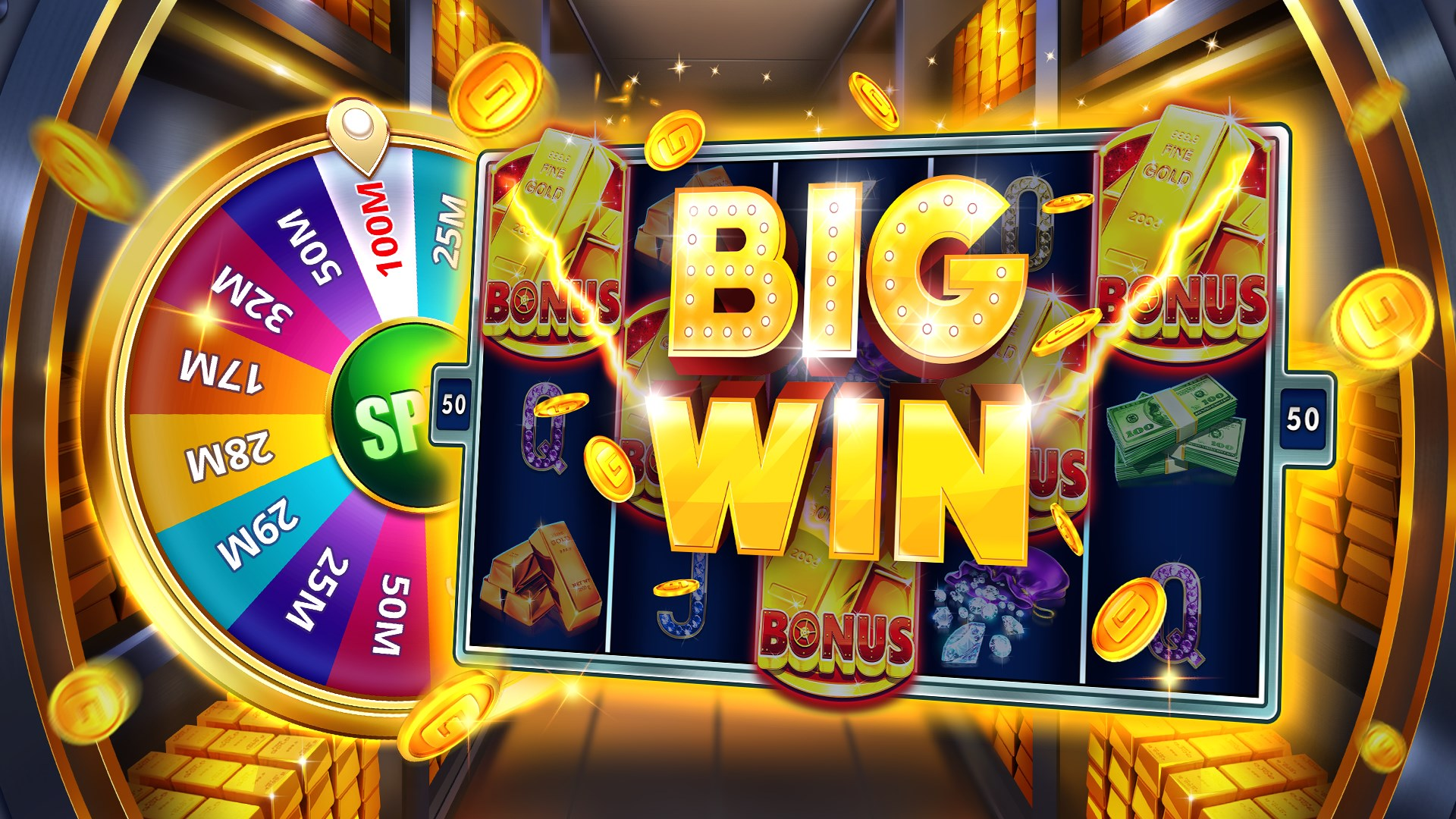 Top free slot machine games