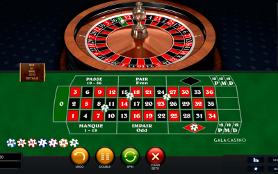Play the Roulette Casino Slot at Australian Online Casino Websites